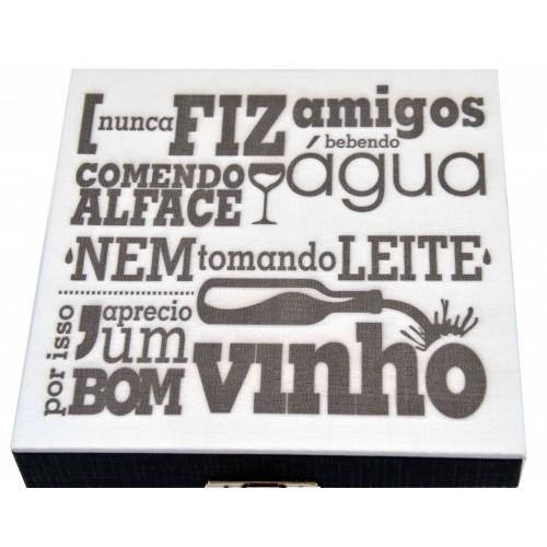 Kit Para Vinhos