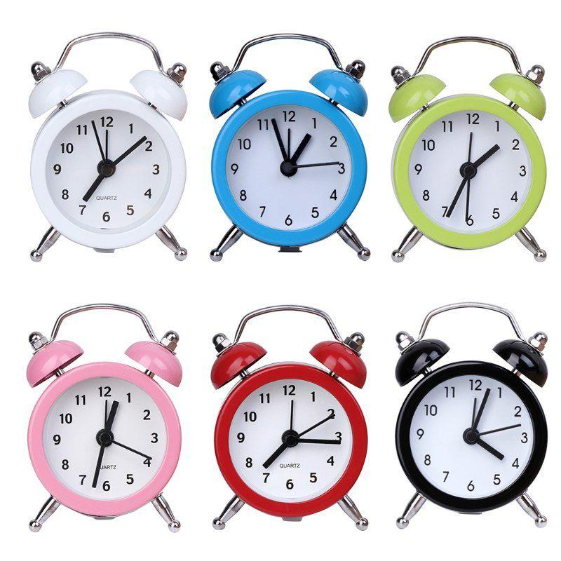 Mini Relógio Despertador