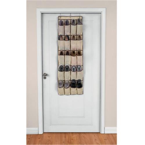 Organizador de Sapatos Para Porta com 20 Divisórias