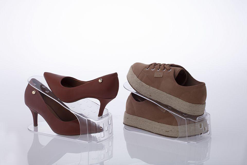 Organizador de Sapatos/Tênis Cristal