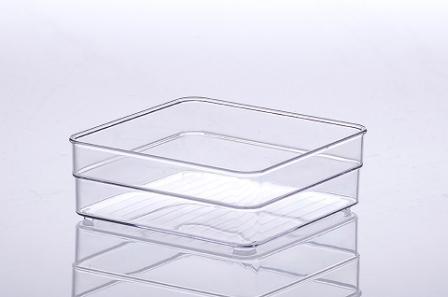 Organizador Diamond 15x15x5,2cm