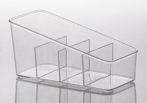 Organizador Diamond c/Divisórias 27x13x13cm