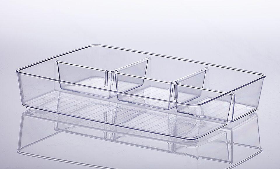 Organizador Diamond com Divisorias 34x24x6cm