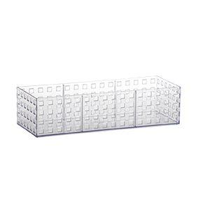 Organizador Empilhável 32 X11,5X 8 Quadrata