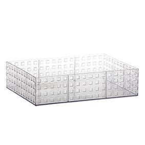 Organizador Empilhável 32 X 23 X 8 Quadratta