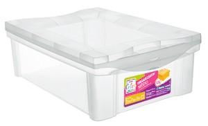Organizador Plástico Médio 13,5L
