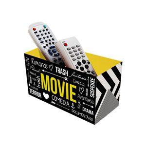 Porta Controle Remoto - Movie
