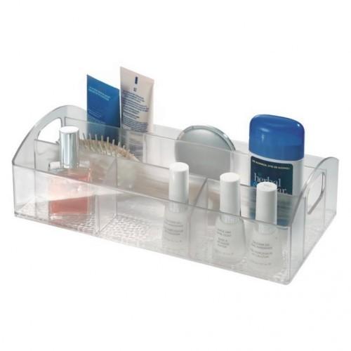 Porta Remédios de Plástico com 7 Compartimentos