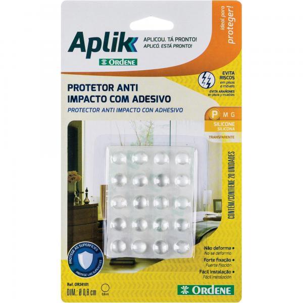 Protetor Anti Impacto Com Adesivo - P