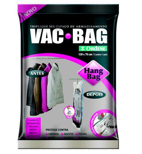Saco Organizador a Vácuo Vac Bag - Hang Bag