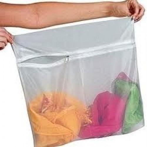 Saco Para Lavar Roupas Delicadas G