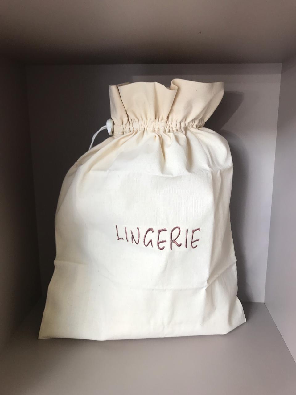 Saco Para Lingerie