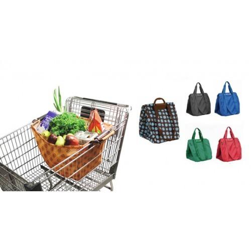 Sacola para Compras de Supermercado Reutilizável