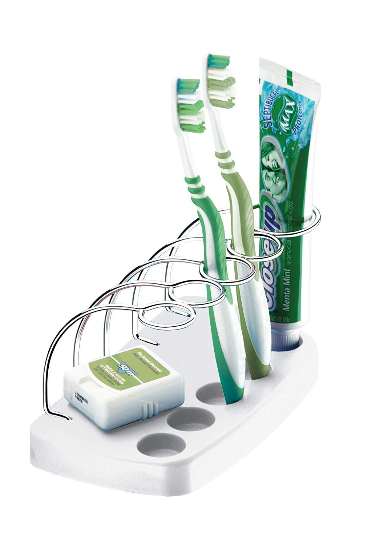 Suporte para Escova e Creme Dental