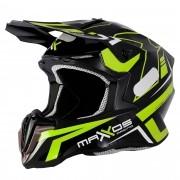 Capacete Mattos Racing Combat MTR02