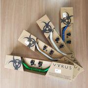 Guidão Vyrus (Com Adaptador)