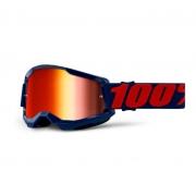 Óculos 100% Strata 2 Espelhado Masego