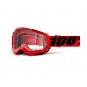 Óculos 100% Strata 2  Red