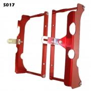 Protetor de Radiador Envolvente Start CRF250R 05/09 CRF250X 05/18