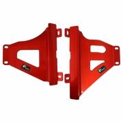 Protetor de Radiador MX Start CRF 250R 18/20 e 250RX 18/19
