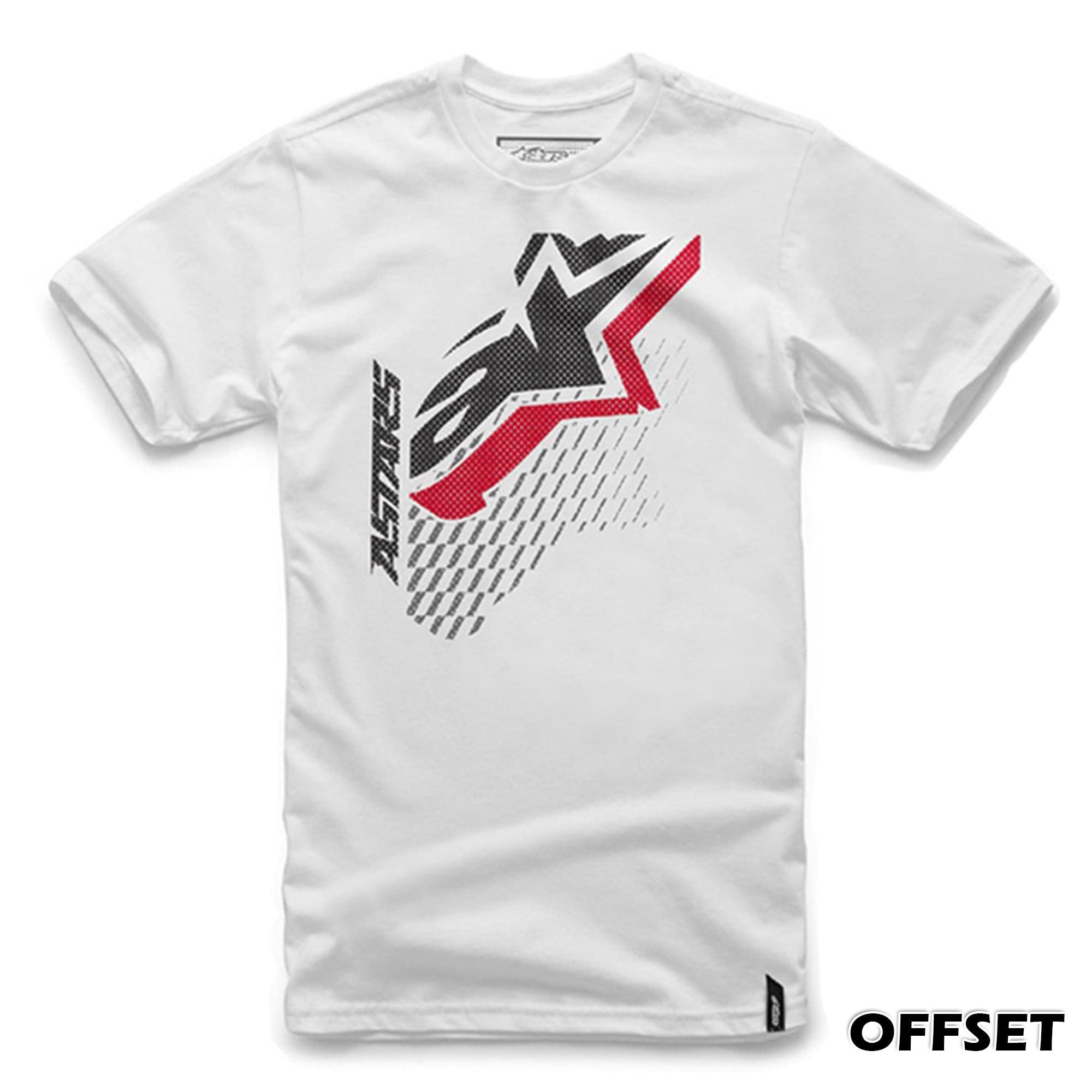 Camiseta Alpinestars Offset  - HP Race Off Road