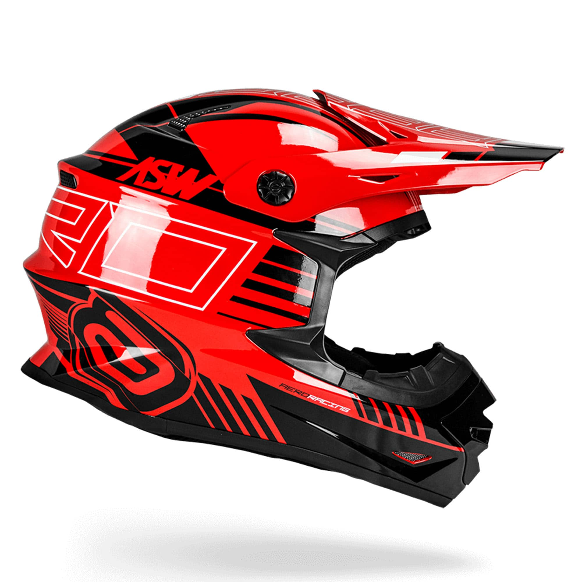 Capacete ASW Concept Hyper  - HP Race Off Road