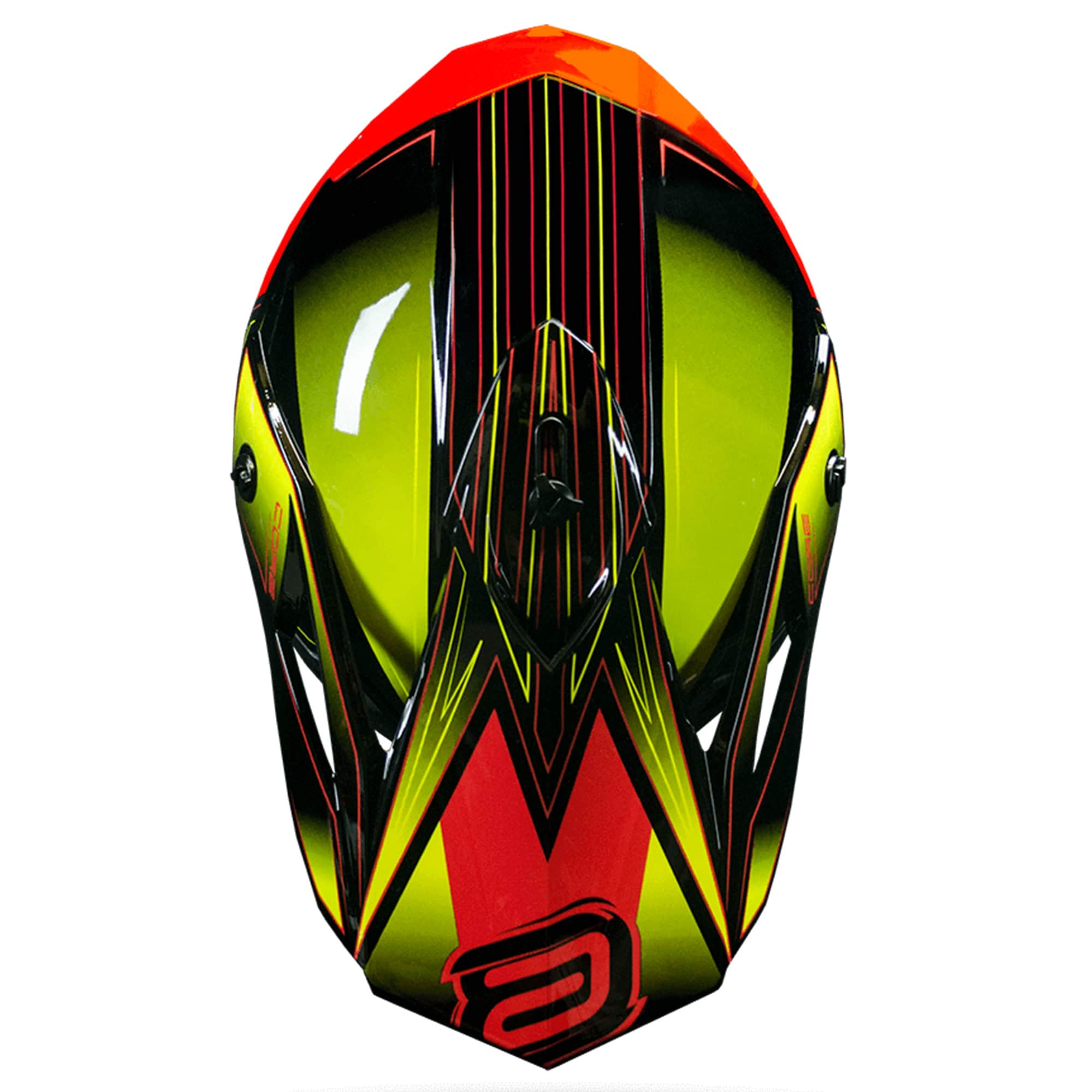 Capacete ASW Core Rush  - HP Race Off Road