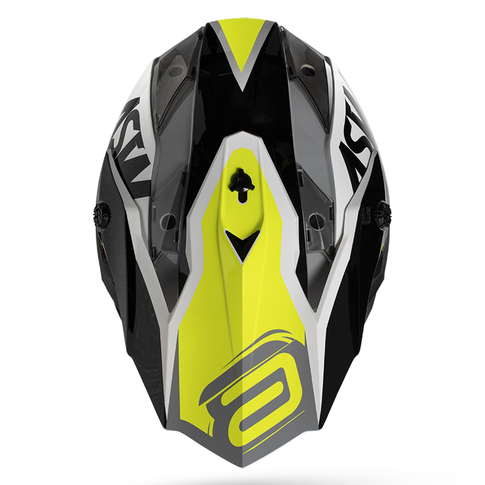Capacete ASW Fusion Blast 2020  - HP Race Off Road