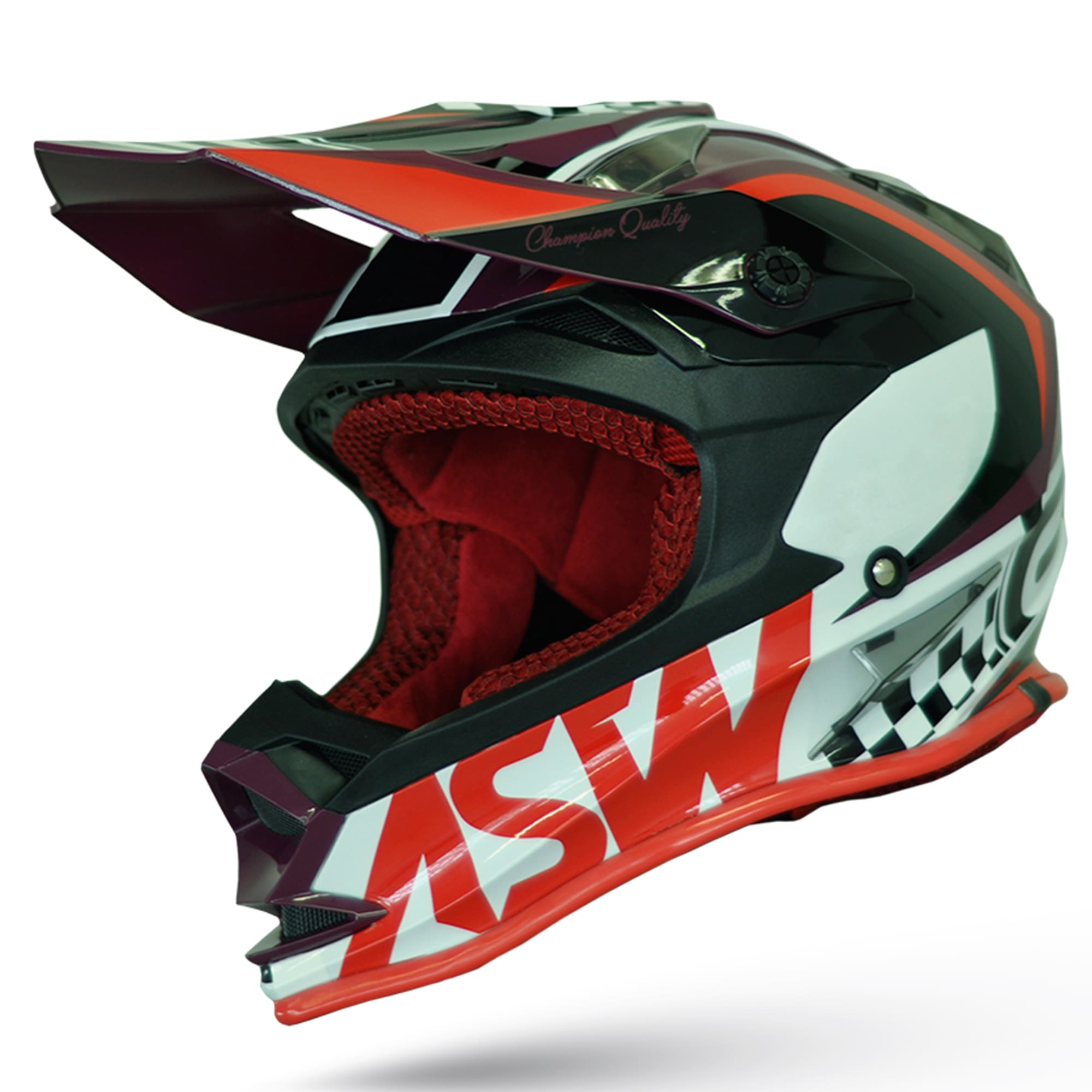 Capacete ASW Fusion Glory 2020  - HP Race Off Road
