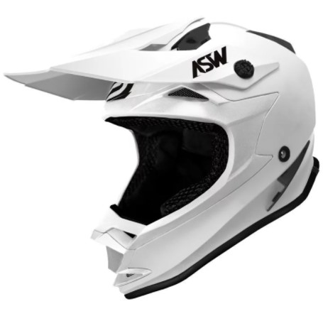 Capacete ASW Fusion Solid  - HP Race Off Road