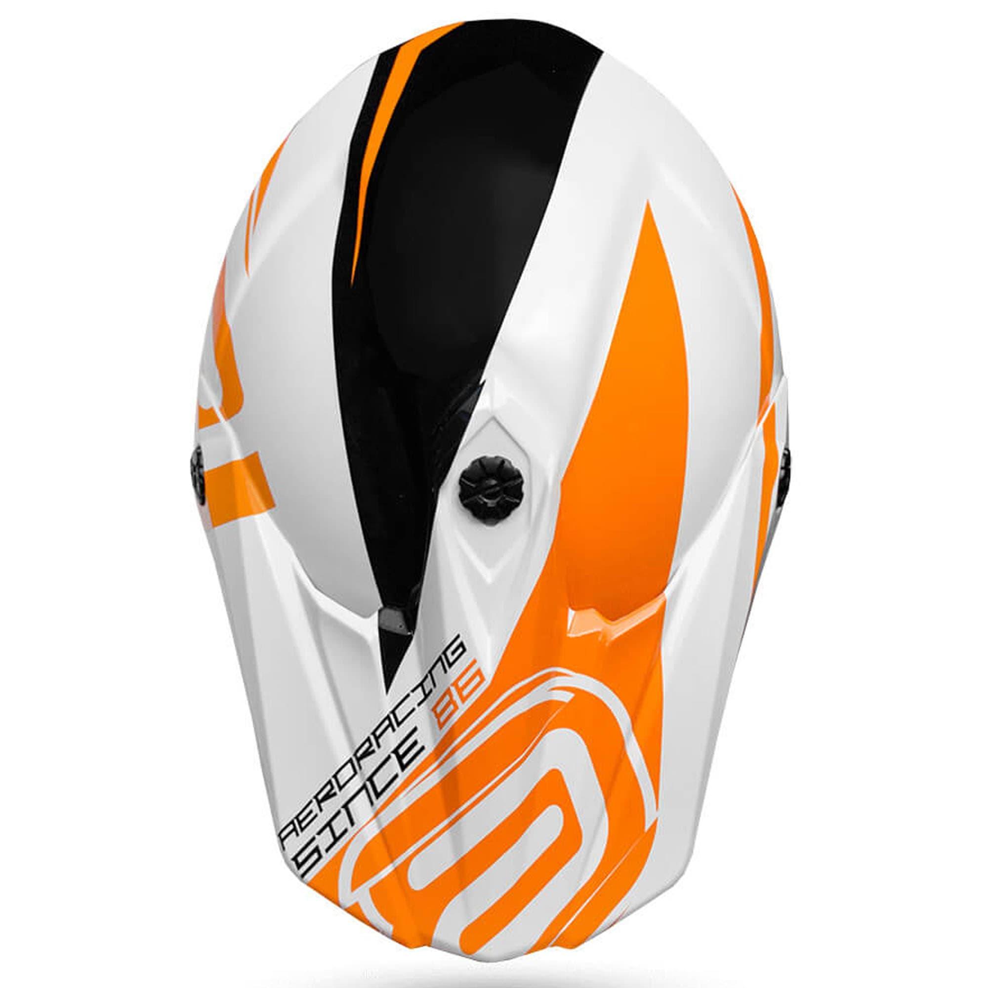 Capacete ASW Podium Apex   - HP Race Off Road