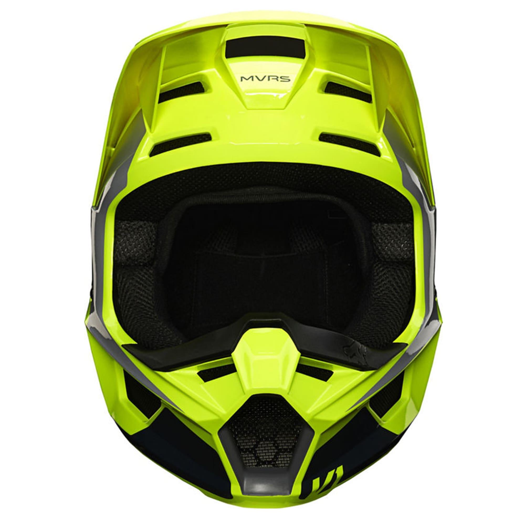 Capacete Fox V1 MVRS Prix  - HP Race Off Road