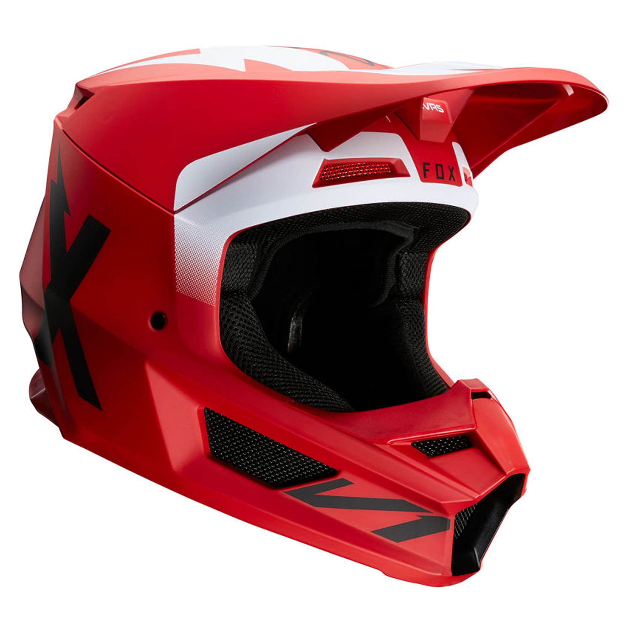 Capacete Fox V1 MVRS Werd  - HP Race Off Road