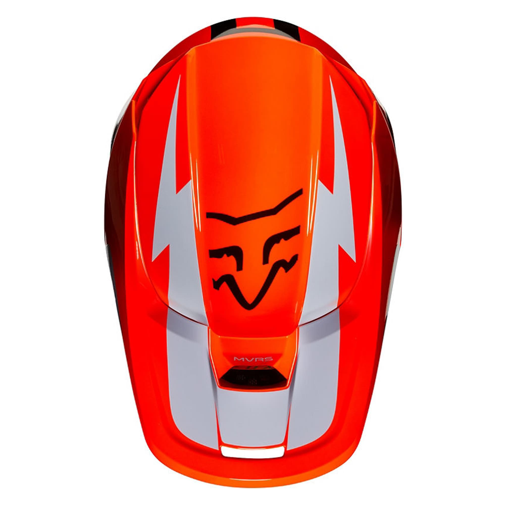 Capacete Fox V1 MVRS Werd  - HP Race Off Road