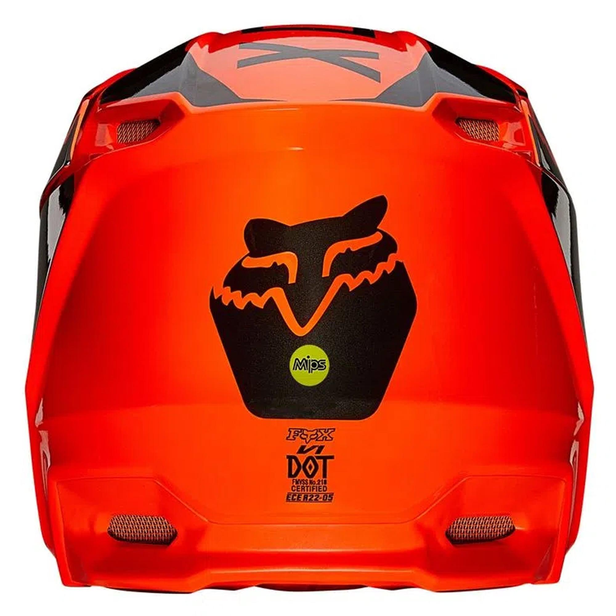 Capacete Fox V1 REVN MIPS  - HP Race Off Road