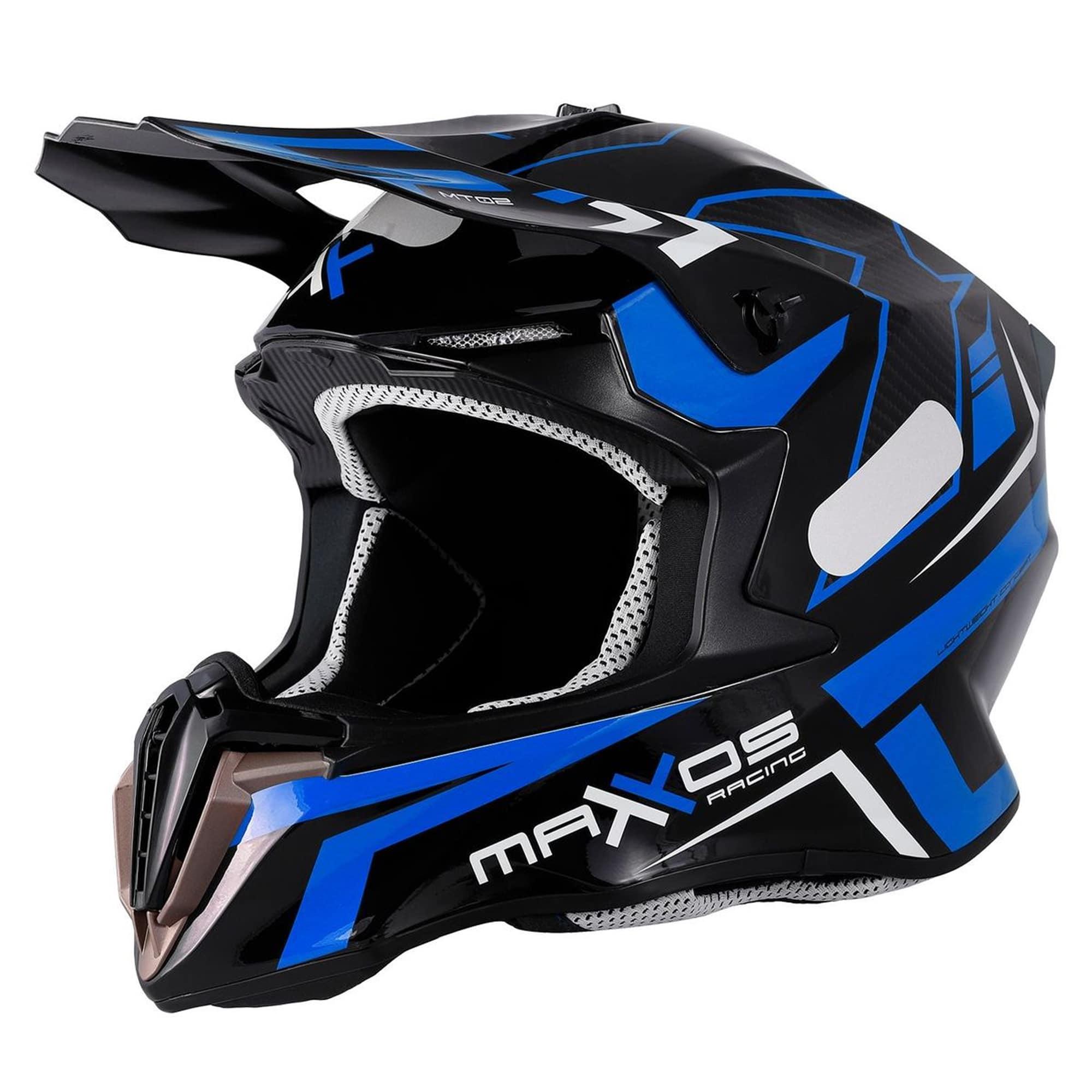 Capacete Mattos Racing Combat MTR02  - HP Race Off Road