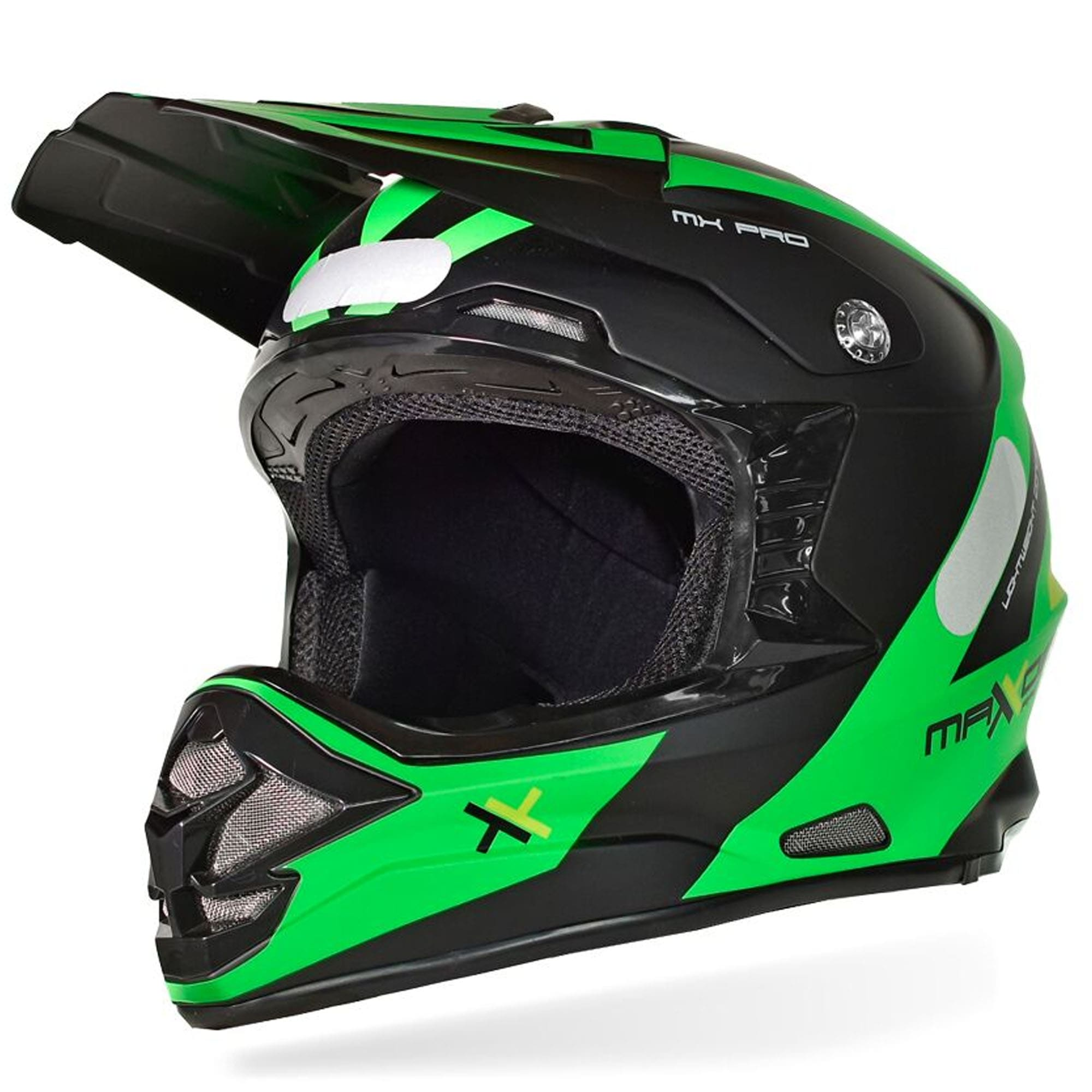 Capacete Mattos Racing MX Pro  - HP Race Off Road