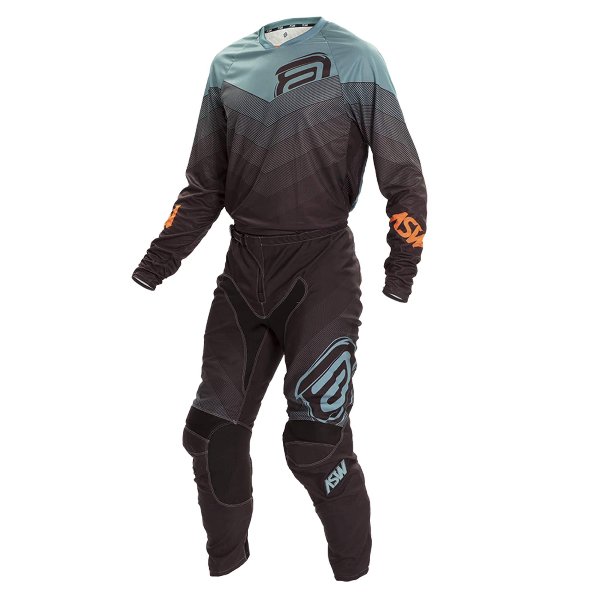 Conjunto ASW Image Poly  - HP Race Off Road