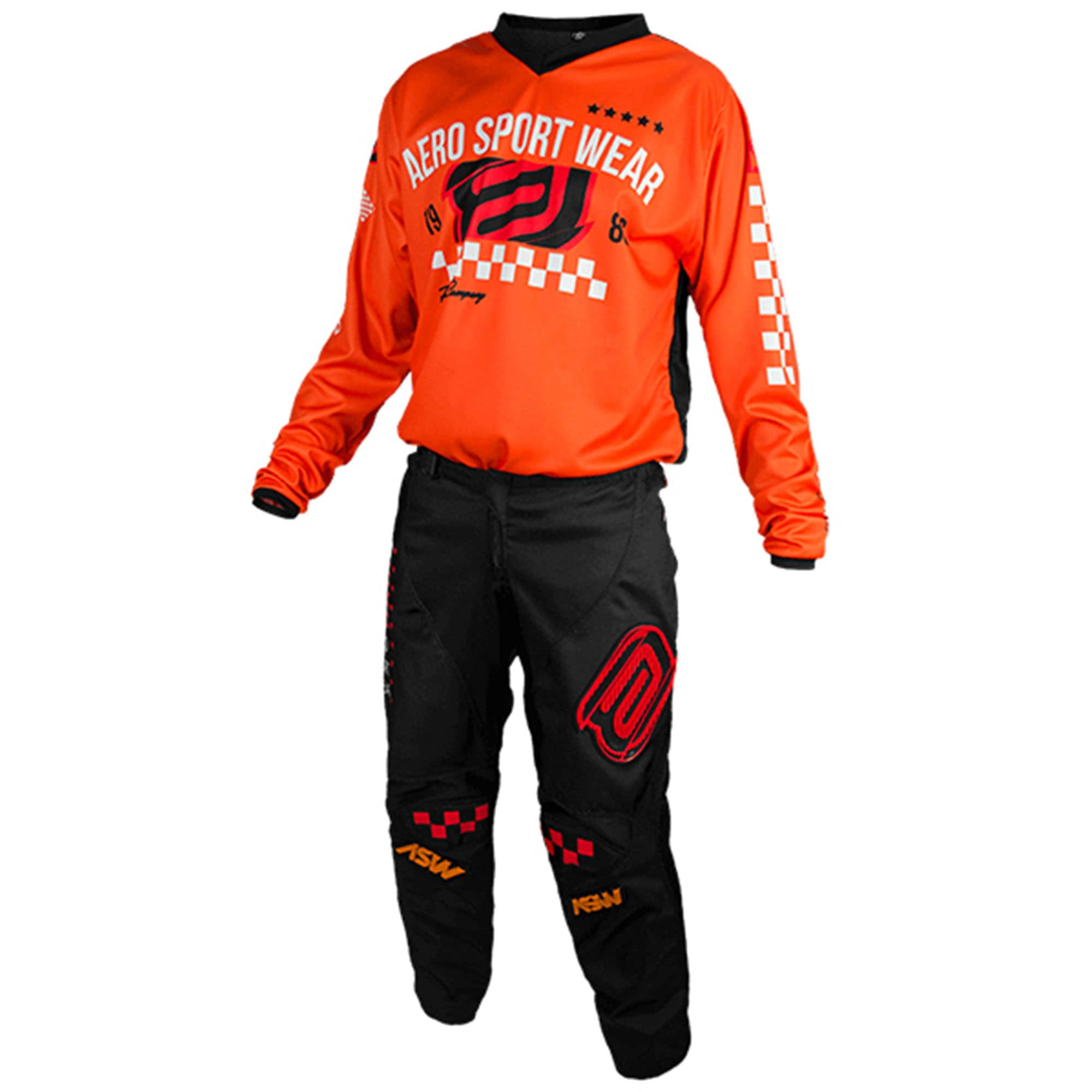 Conjunto ASW Infantil 2019  - HP Race Off Road