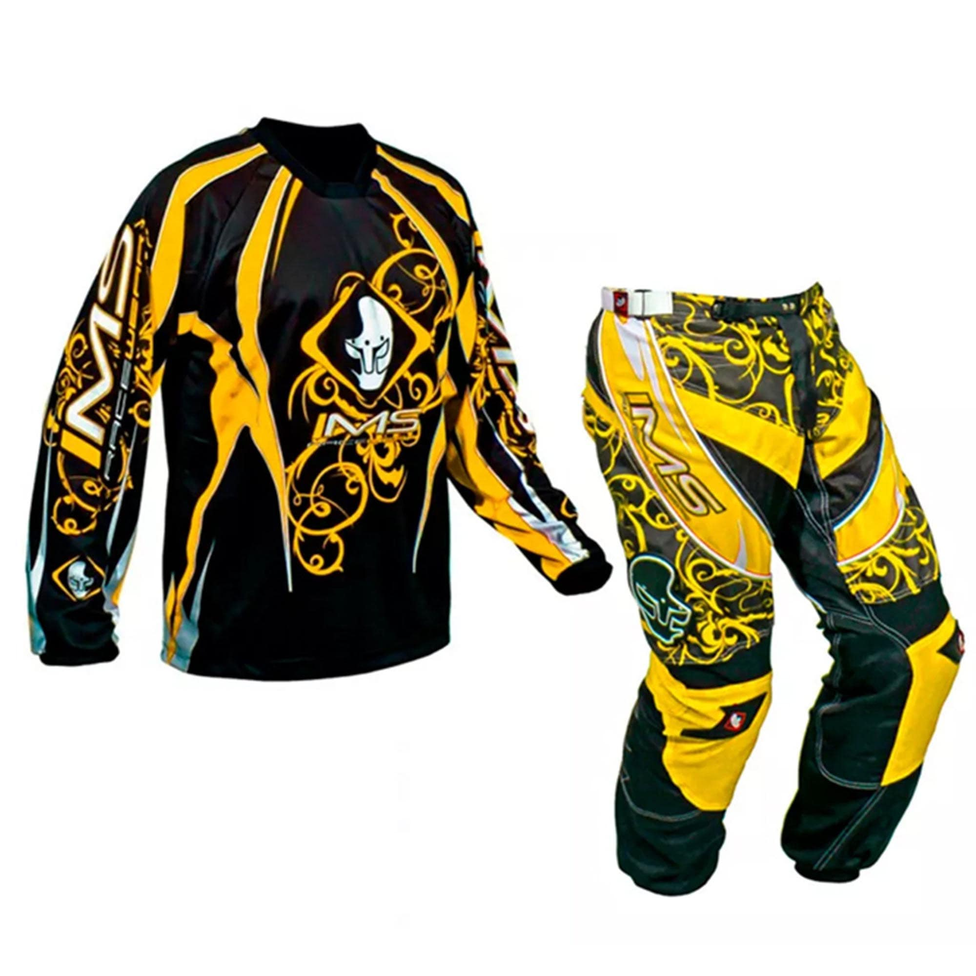 Conjunto IMS Infantil  - HP Race Off Road