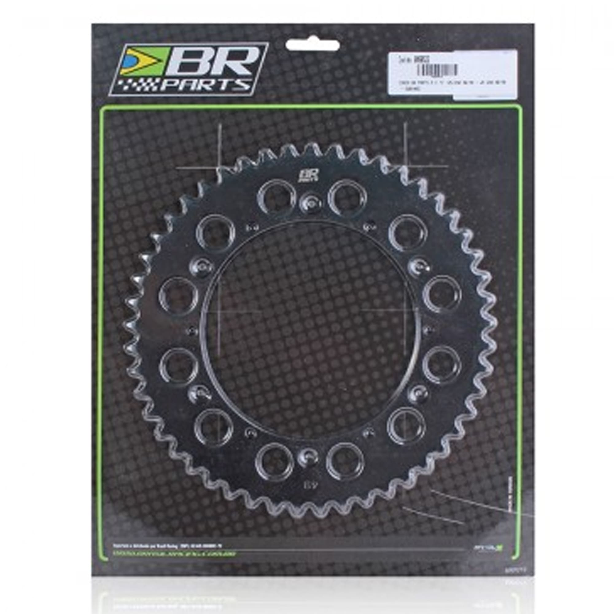 Coroa BR Parts Honda  - HP Race Off Road