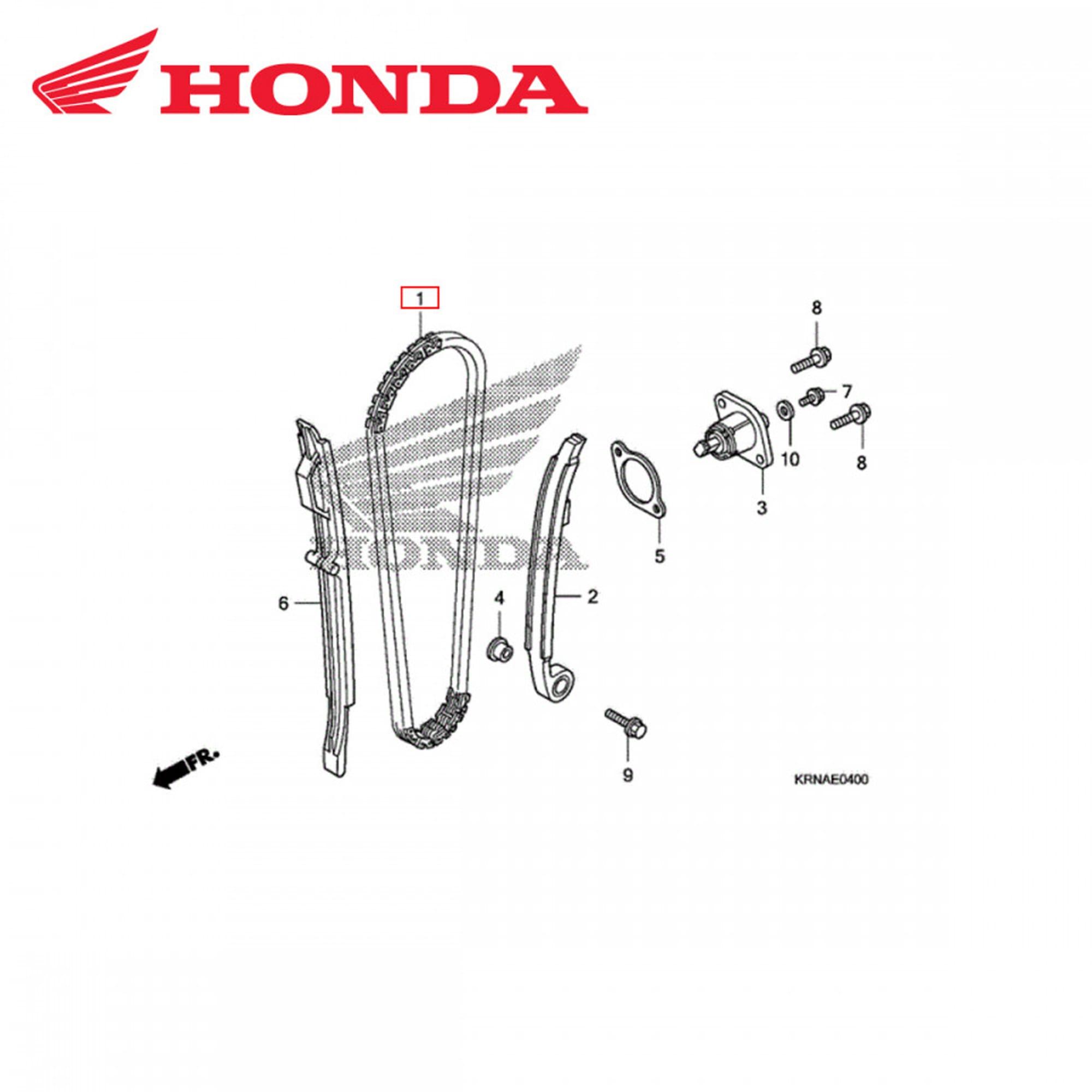 Corrente de Comando Original Honda CRF 250 10/17  - HP Race Off Road