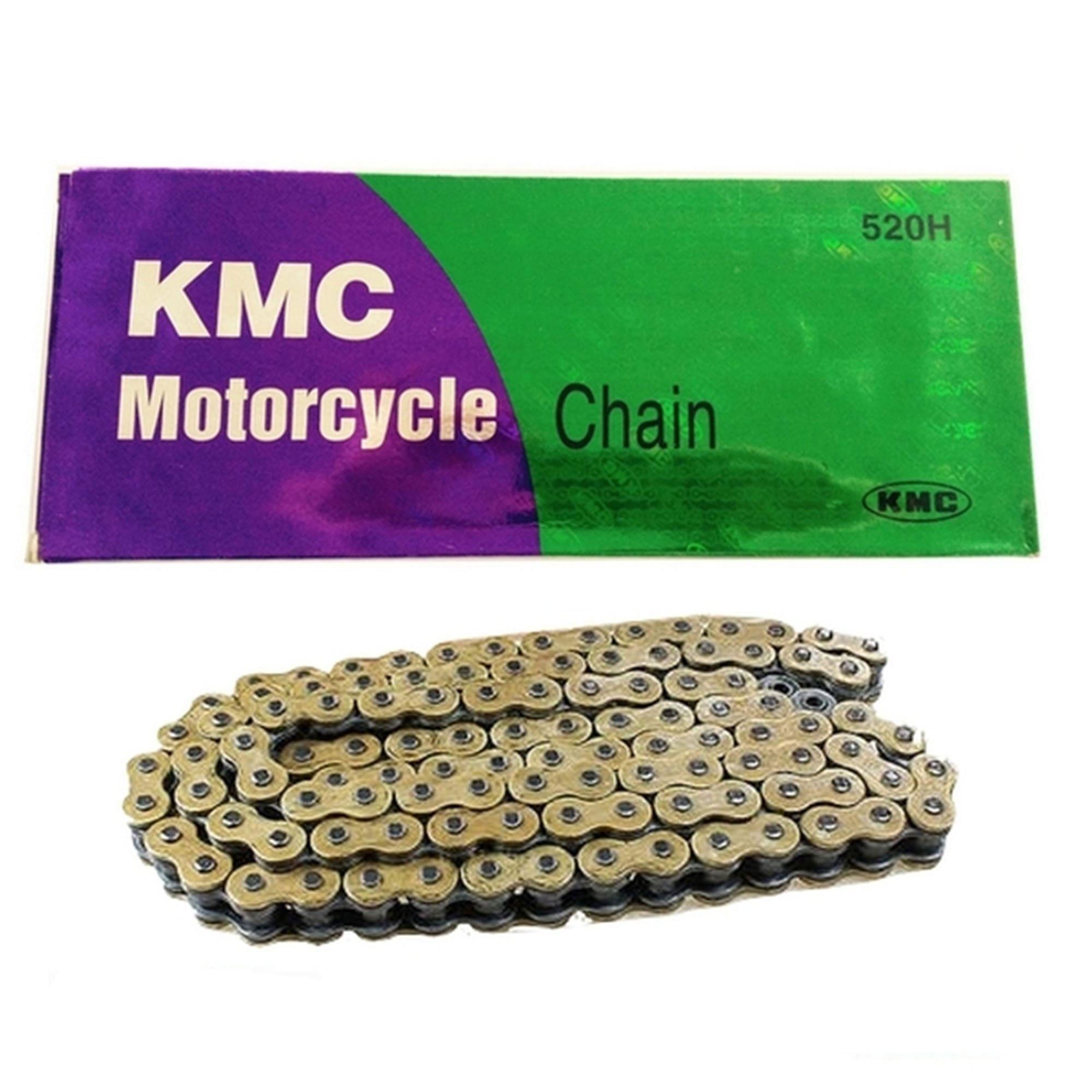 Corrente KMC 520 X 118 (Com Retentor)  - HP Race Off Road
