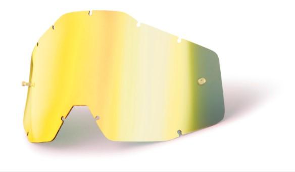Lente 100%  RC2 / AC2 / ST2 Espelhada Dourada   - HP Race Off Road