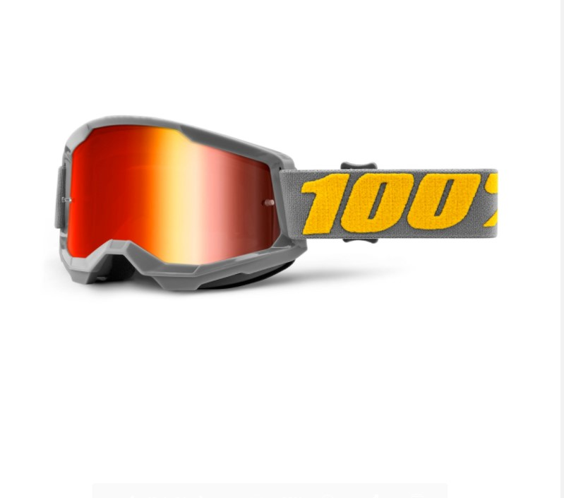 Óculos 100% Strata 2 Espelhado Izipizi  - HP Race Off Road