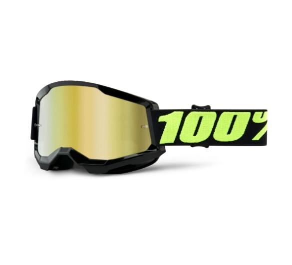 Óculos 100% Strata 2 Espelhado Upsol  - HP Race Off Road