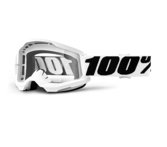 Óculos 100% Strata 2 Everest   - HP Race Off Road