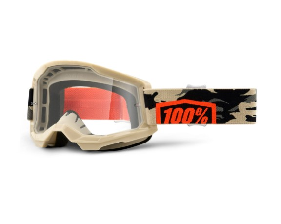 Óculos 100% Strata 2  Kombat  - HP Race Off Road