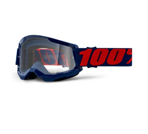 Óculos 100% Strata 2  Masego  - HP Race Off Road