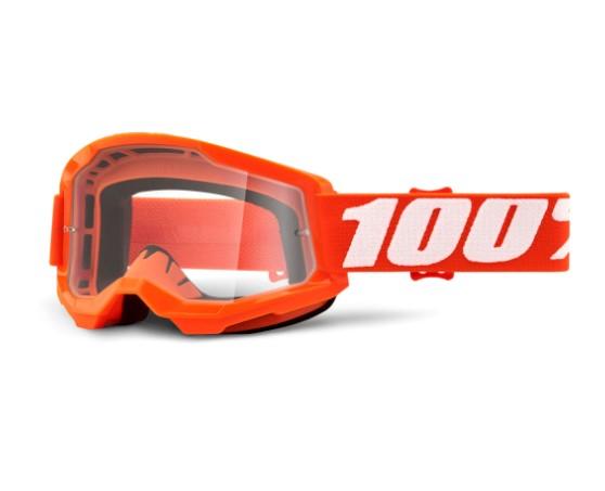 Óculos 100% Strata 2  Orenge  - HP Race Off Road